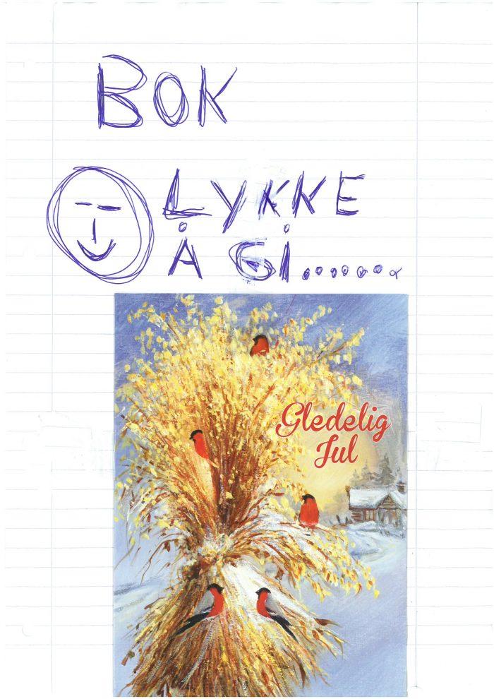 """Trond Worrens bok """"Lykke å gi"""""""